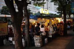 Yatai - Fukuoka, Japon.