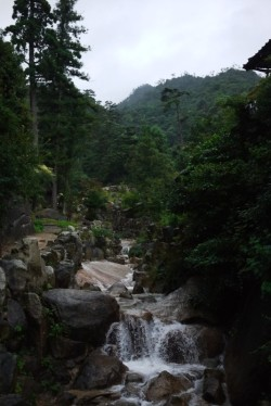 Japon, Miyajima : Daisho-In